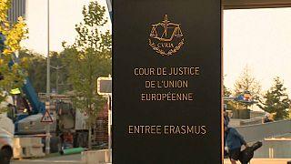 Tribunal de Justicia de la Unión Europea en Luxemburgo