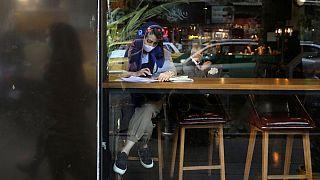 کافهای در تهران