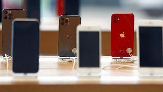 هواتف آيفون 11 آخر إصدار شركة آبل عام 2019