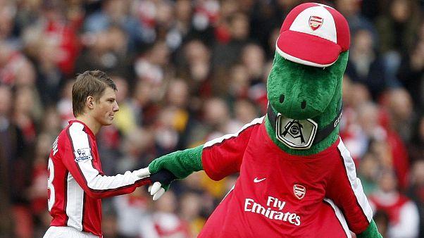 Arsenal'in maskotu