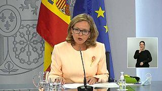 Nadia Calviño, ministra de Asuntos Económicos de España