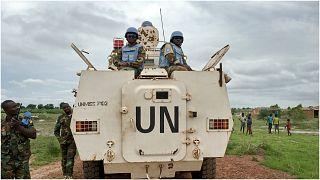 من قوات حفظ السلام في جنوب السودان