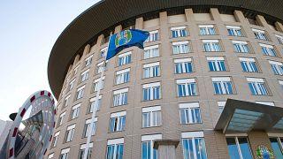 مقر سازمان منع سلاحهای شیمایی در شهر لاهه هلند