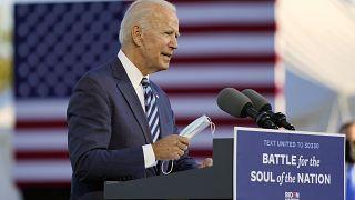 ABD'de Demokrat Parti başkan adayı Joe Biden