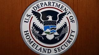 Герб Министерства внутренней безопасности США