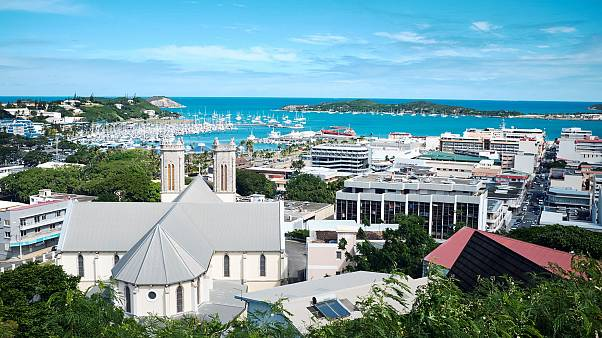 Bay of Noumea, New Caledonia