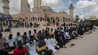 Senegal holds large religious festival amid pandemic