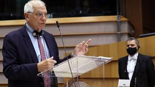 European Union foreign policy chief Josep Borrell
