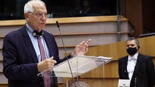 Reabertura da estância cipriota de Varosha é criticada pela UE