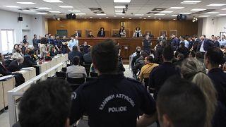 Altın Şafak davası - Yunanistan