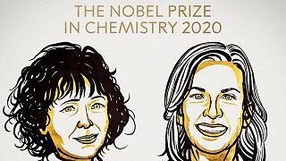 Prémio Nobel da Química para Emmanuelle Charpentier e Jennifer Doudna