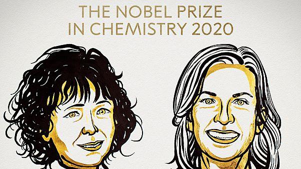 Νόμπελ Χημείας στην Γαλλίδα Εμανουέλ Σαρπαντιέ και την Αμερικανίδα Τζένιφερ Ντούντνα