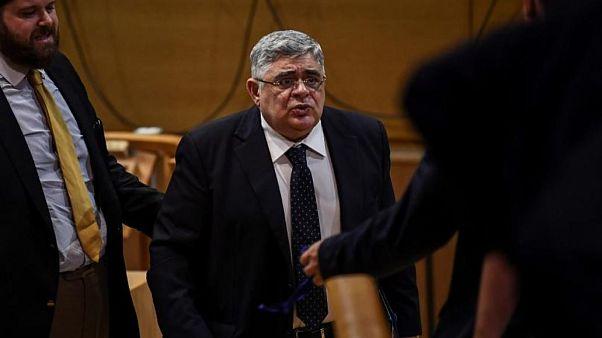 رهبر حزب طلوع طلایی یونان