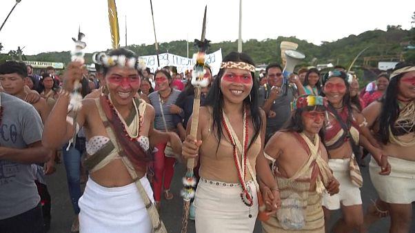 زعيمة لسكان الأمازون الأصليين ضمن قائمة التايم لأكثر 100 شخصية مؤثرة لعام 2020