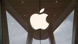 فروشگاه اپل در شهر بروکلین آمریکا