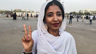 Alaa Salah favorite pour le Nobel de la Paix