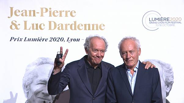 The Dardenne brothers are honoured at forward-looking Lumière Festival