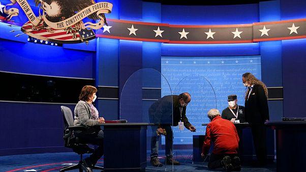 ABD başkanlık seçimi öncesi başkan yardımıcı adayları televizyonda tartışacak