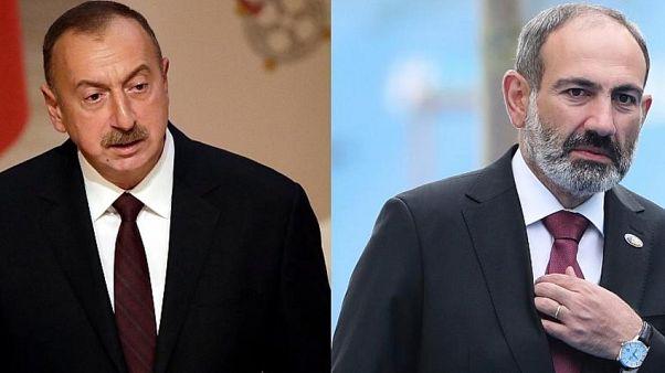 Euronews entrevista en exclusiva a los líderes de Azerbaiyán y Armenia sobre Nagorno Karabaj