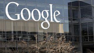 Dev dijita platform şirketi Google'ın Kaliorniya'daki merkez binası