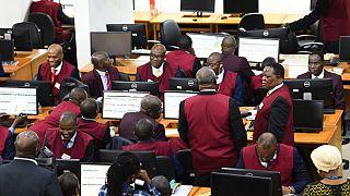 Coup d'arrêt à la Bourse de Lagos après 12 jours d'euphorie