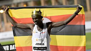 Uganda's Joshua Cheptegei smashes 10,000m World Record