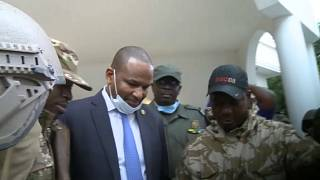 Mali: Ex Prime Minister Boubou Cissé, others released