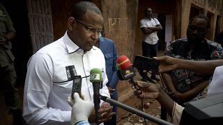 Boubou Cissé et 10 autres personnalités relâchées