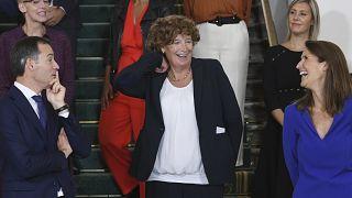 بيترا دي سوتر، نائبة رئيس الوزراء