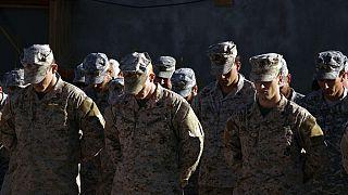 عدد القوات الأمريكية في أفغانستان بلغ 8600 جندي في أيلول سبتمبر