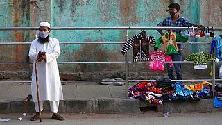 شیوع ویروس کرونا در هند