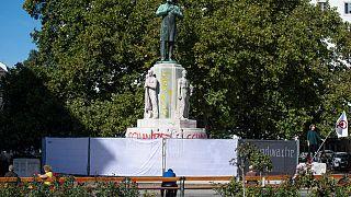 النصب التذكاري لكارل لوجر الواقع في فيينا