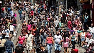 Brasilien: Vielleicht das am meisten von Corona betroffene Land