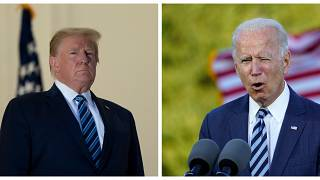 Donald Trump recusa debate virtual com Joe Biden