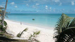 L'île d'Ouvéa, Nouvelle-Calédonie