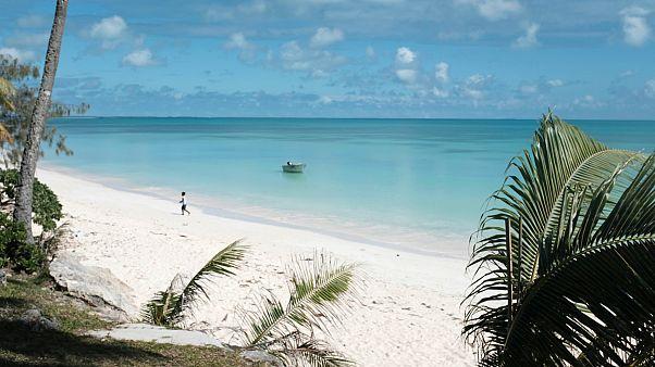 Ilha de Ouvéa ameaçada de desaparição