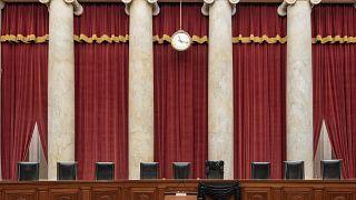 المحكمة العليا في واشنطن.