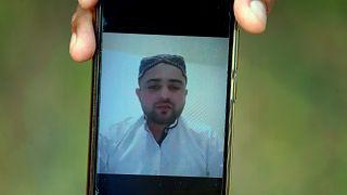 علي حسن المشتبه به في الهجوم على شخصين باستخدام ساطور في باريس الشهر الماضي