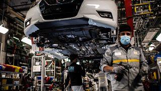 Renault otomobil fabrikası