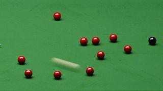 Pakistaner Muhammad Ikram: Auch ohne Arme kann man Snooker spielen