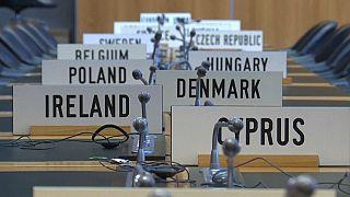 Deux candidates pour l'OMC