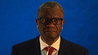 Ντένις Μουκουέγκε: Ο γυναικολόγος και κάτοχος του Νόμπελ Ειρήνης για το 2018 στο Euronews