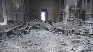Conflito em Nagorno-Karabakh agrava-se