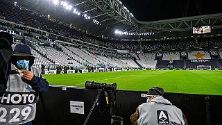 Juventus stadium a Torino, 4-10-2020