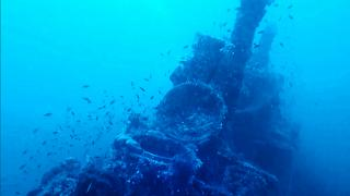 Divers unearth World War I submarine off Tunisia