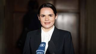 Euronews-Interview: Russland schreibt Oppositionsführerin Tichanowskaja zur Fahndung aus
