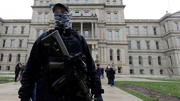 طرح ربودن فرماندار دموکرات میشیگان خنثی شد