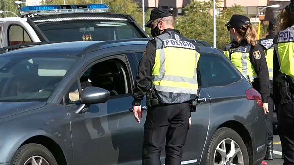 Spaniens Regierung verhängt den Notstand über die Hauptstadtregion Madrid