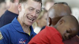 ABD'li astronot Chris Ferguson