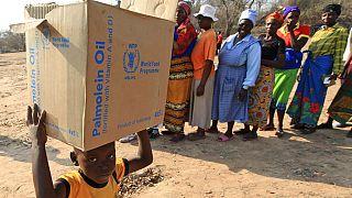 Programa Alimentar Mundial no Zimbabué